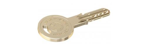 Cilindru cu cheie reversibila (amprenta)