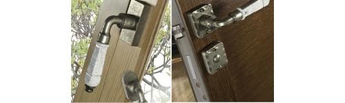 Manere rustice pentru ferestre si usi